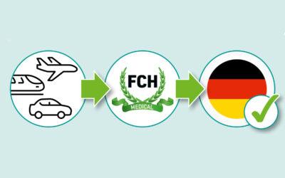 Duitsland stelt een negatieve uitslag van een coronatest nog altijd verplicht.